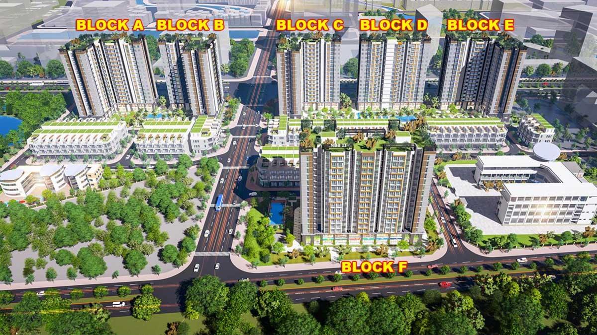 mat bang tong the du an city gate 5 - CITY GATE 5 BÌNH CHÁNH